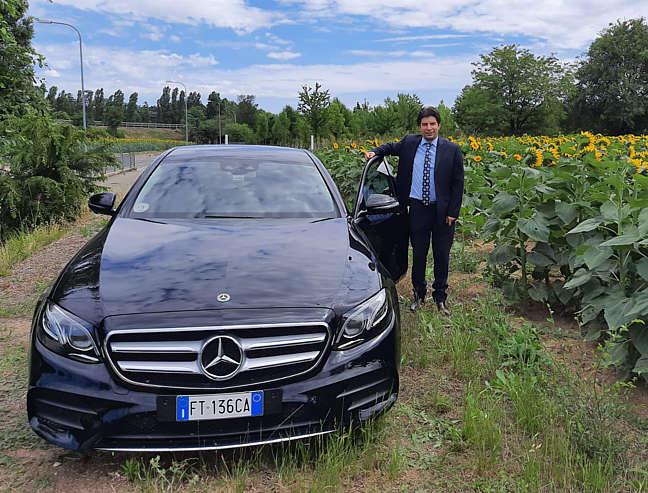 Noleggio con conducente Bologna per tour enogastronomici in Emilia